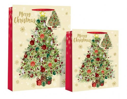 Extra Large Merry Christmas Gift Bag